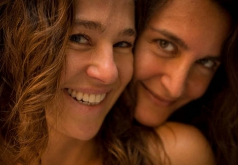 Elena and Ally